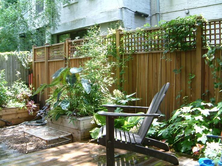 90 best Brownstone Garden images on Pinterest | Backyard ...