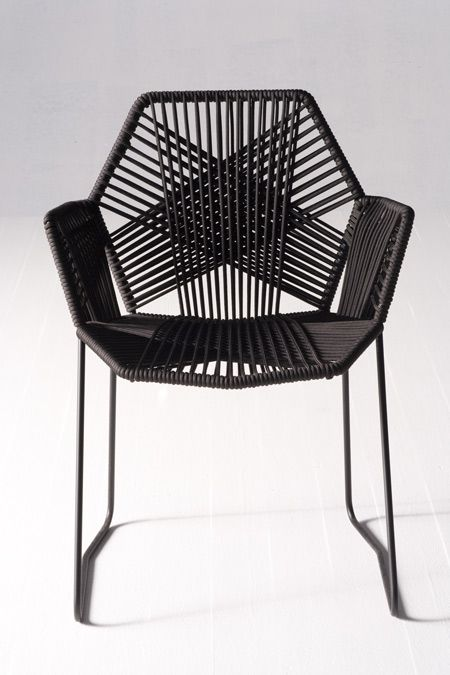 Chair designed by Patricia Urquiola