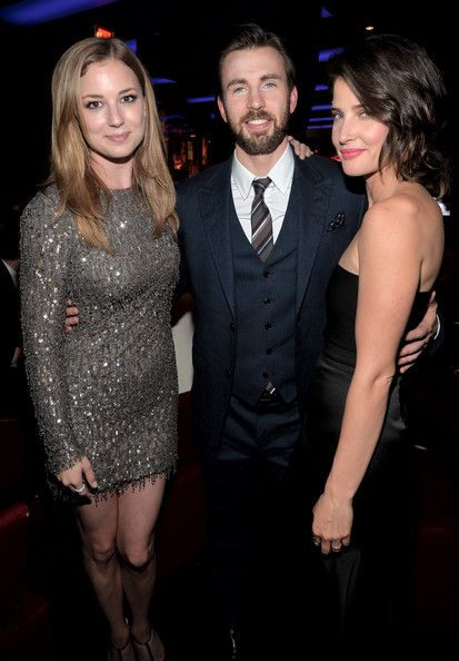 Emily VanCamp Photos - 'Captain America: The Winter Soldier' Afterparty - Zimbio