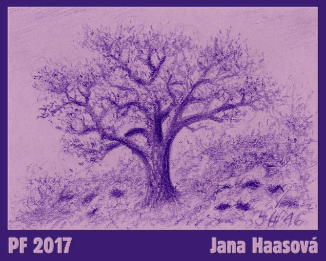 Oak - painting Jana Haasova uploaded this image to '2016'.  See the album on Photobucket.