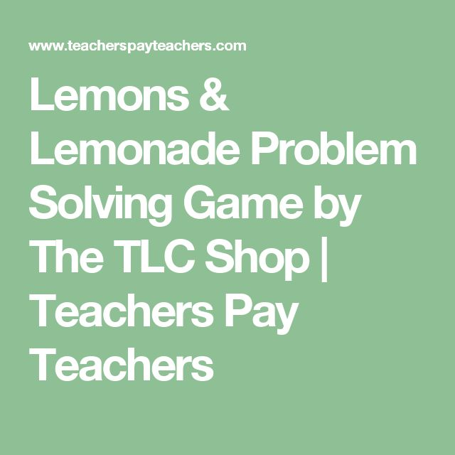 problem solving for yoga teachers Montessori teachers helping teachers is much like students helping students- it promotes problem solving and fosters community, kindness and learning.