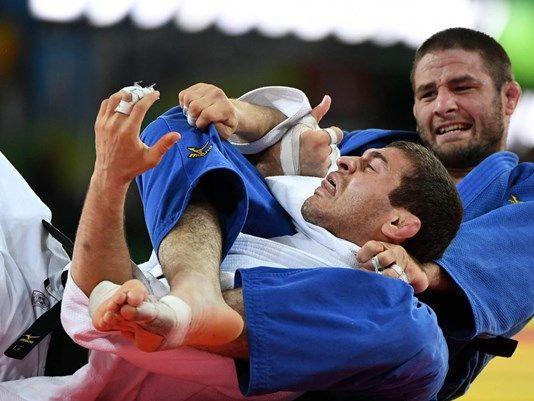 Tacoma's Travis Stevens wins -- medal in Olympic judo | KING5.com