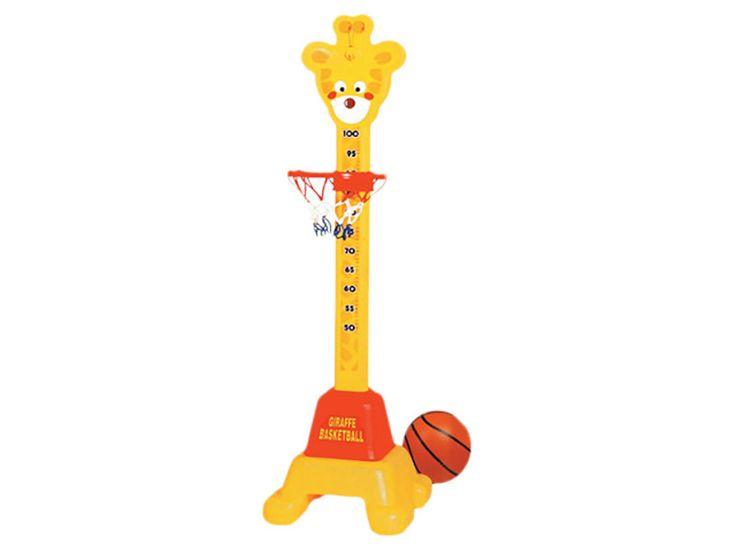 Jirafa basquetbolista. Edad +3  Ref 8-03161