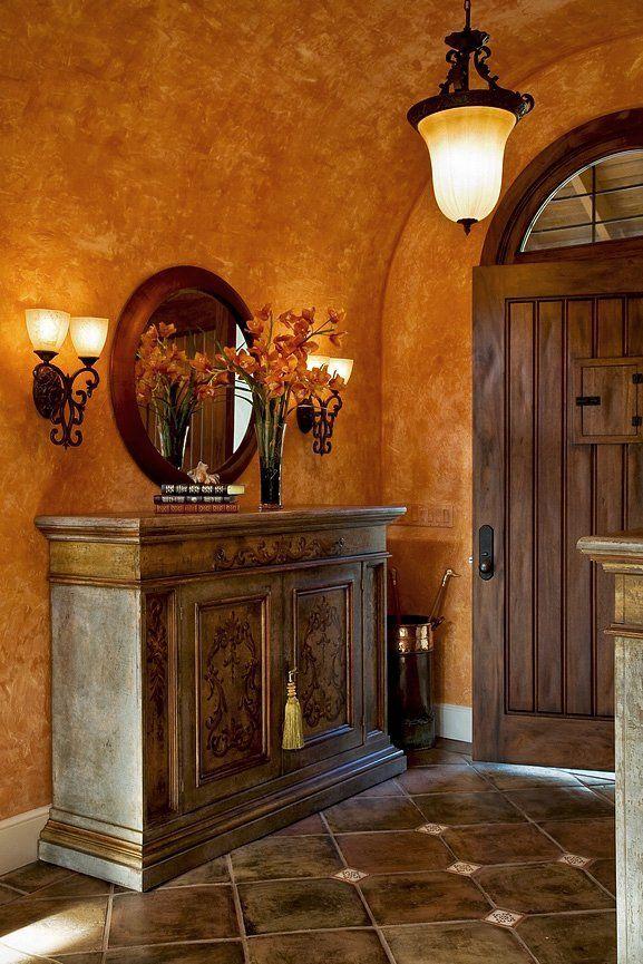 Interior Designer Jupiter Florida Tuscan Villa With Images