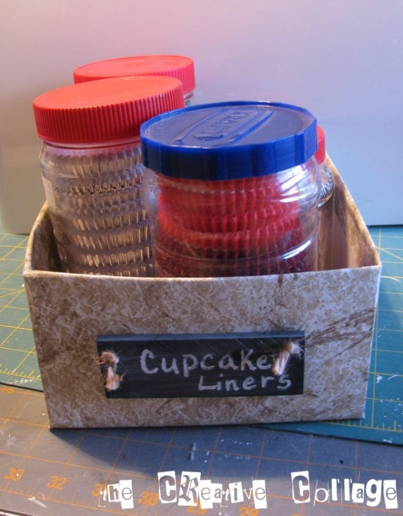 I Don T Make Many Cupcakes But The Liners Have Laying Around Do