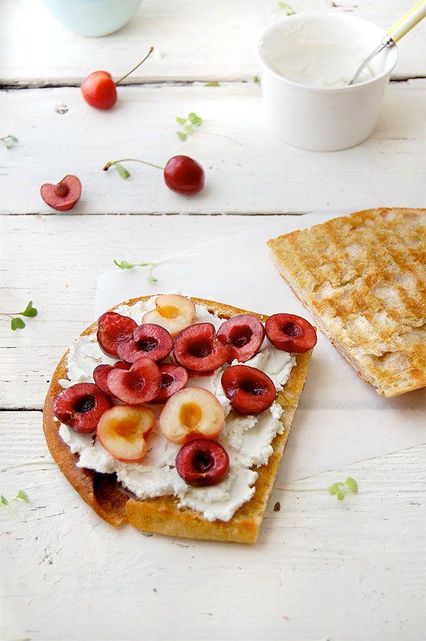 panini grill panini maker panini recipes photo food paninis cherries ...