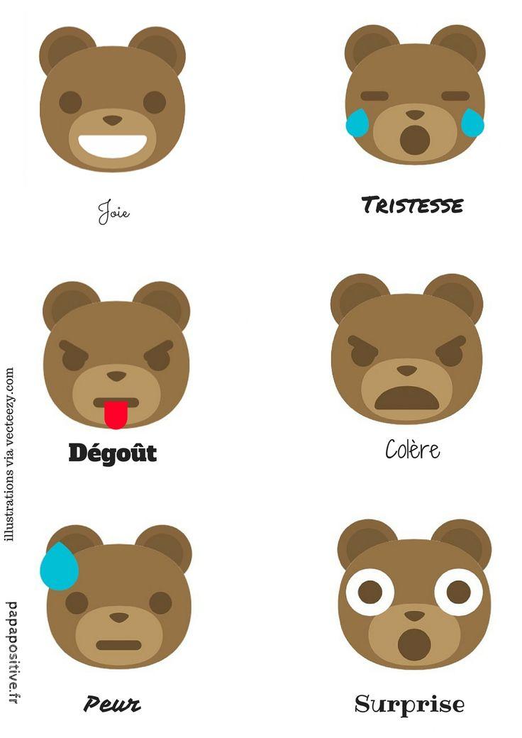2 AFFICHES SUR LES ÉMOTIONS À TÉLÉCHARGER. Afin d'aider les enfants à gérer leurs émotions, je vous invite à tester ces deux affiches où les émotions de base apparaissent.