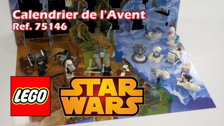 Lego Star Wars (75146) : Calendrier de l'avent