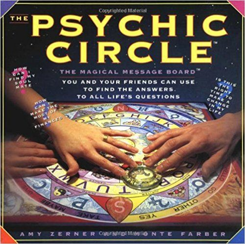 Amazon.com: The Psychic Circle: The Magical Message Board (9780671866457): Amy Zerner, Monte Farber: Books