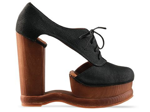 Benched, Jeffrey Campbell