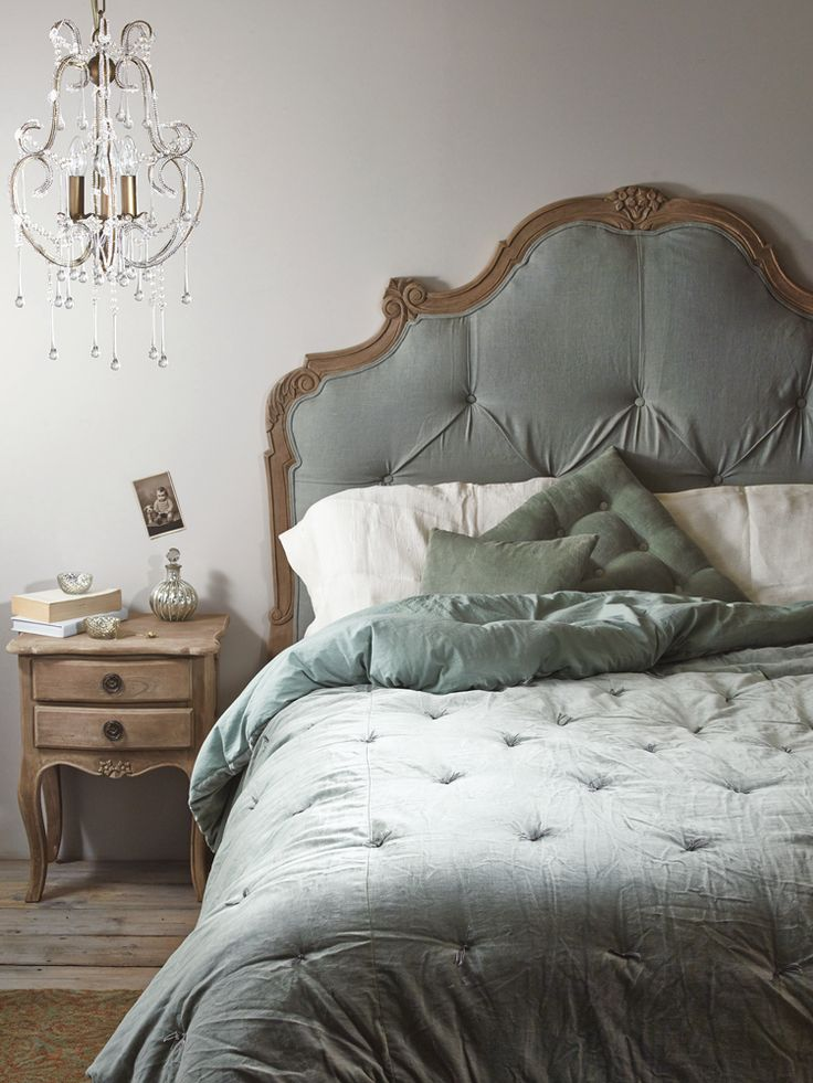 sumptuous velvet quilt ice grey cox cox lovely