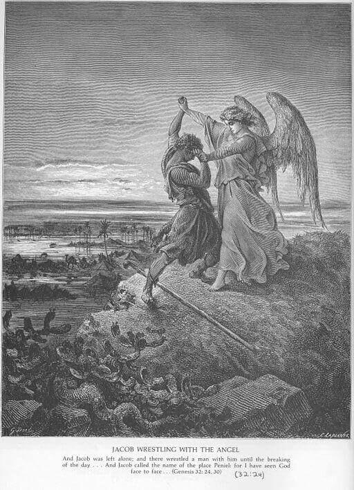5.Geburah: Archangel Samael - Occult-Study