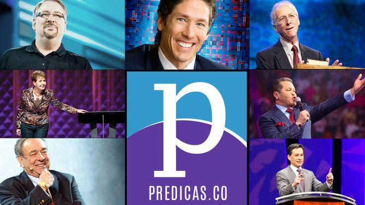 Predicaciones y sermones escritos de pastores y predicadores cristianos clasicos y contemporaneos