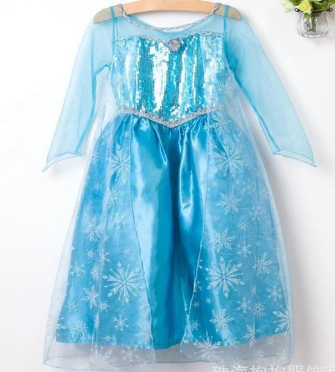 Ice princess Costume Dress from Sweet Little Tutus on Storenvy