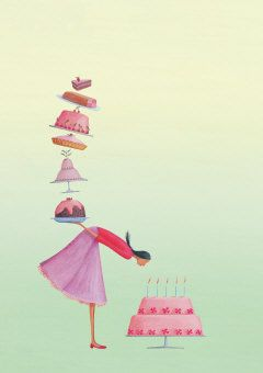 Roger la Borde | Greeting Card by Mary Claire Smith