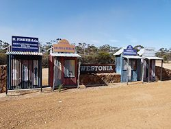 Photos of Town Welcome Signs in Western Australia by Mingor