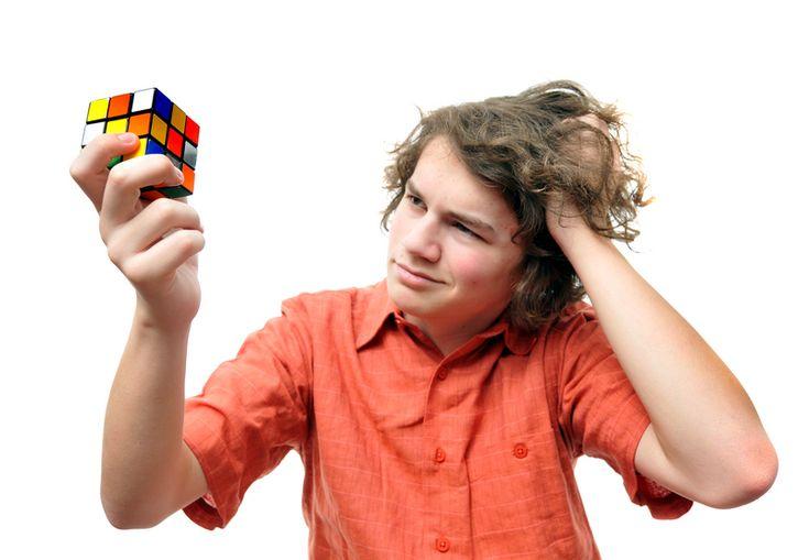 Hvordan løse rubiks kube på 4 enkle steg   Målbevisst.no