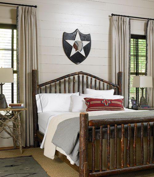 Cabin Bedroom Ideas: 122 Best Cabin Bedroom Ideas Images On Pinterest