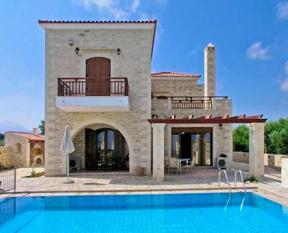 Villa Erofili is a beautiful newly built stone house (167m2) with all modern facilities. It includes a 41 m2 large private swimming pool with separate children's end. The pool provides also hydro-massage. There are sun beds and also a BBQ