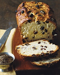 I love Irish soda bread and this one looks really good.