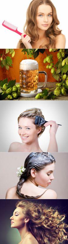 Маска с пивом для ускорения роста волос: рецепты и отзывы