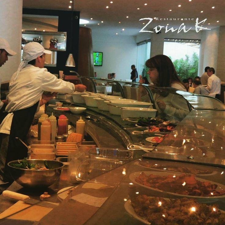 #zonakbogota #zonak #restaurantezonak #parquedela93 Restaurante Zonak Cocina internacional, de diseño y decoración contemporánea y minimalista .