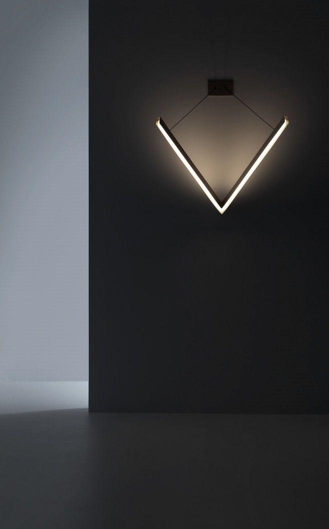 V Wall Light :: Resident Studio. back up sconce.