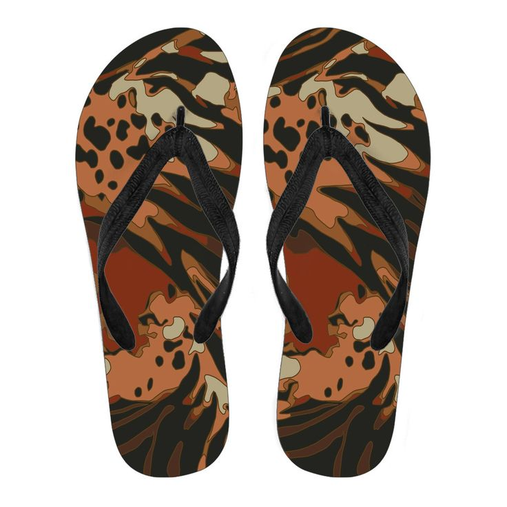 Now available just for you Jungle Animal Pri... It's safely tucked away here http://ocdesignzz.myshopify.com/products/jungle-animal-print-flip-flops?utm_campaign=social_autopilot&utm_source=pin&utm_medium=pin