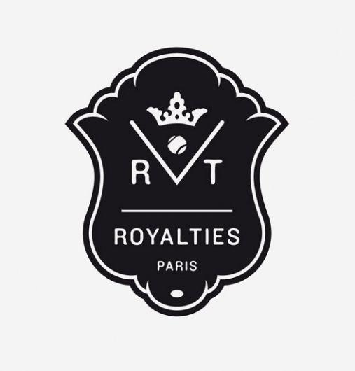 shape: Design Inspiration, Design Collection, Royalties Paris, Royalties Logos, Illness Studios, Royalty, Logos Design, Graphics Design, Design Logos