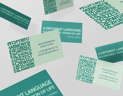 """Check out new work on my @Behance portfolio: """"Business cards • Визитки"""" http://be.net/gallery/50443463/Business-cards-vizitki"""
