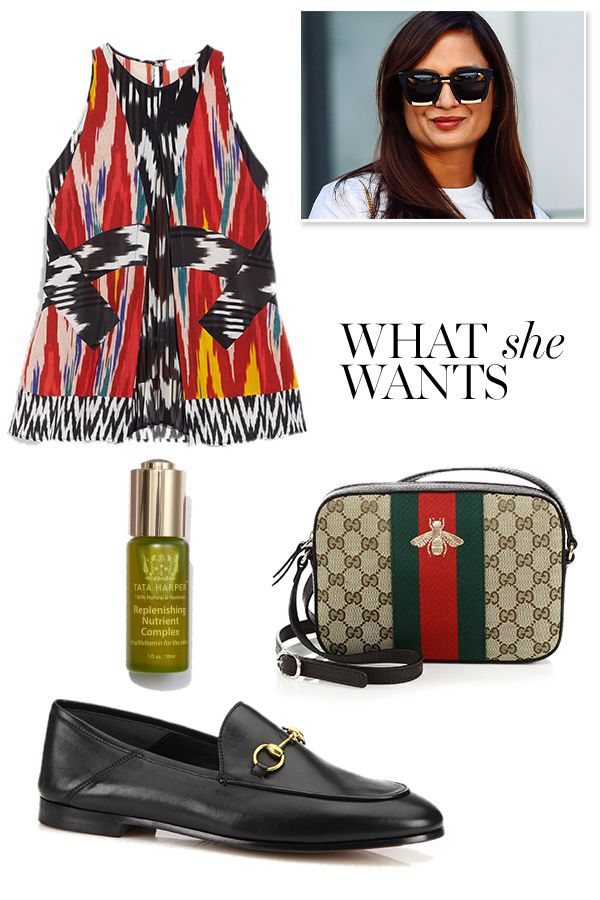 Top Holiday Gifts For Her Part - 32: Our Womenu0027s Fashion Director, Roopal Patel Is Listing Out Her Top Holiday  Gifts From #