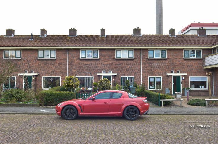 RX8 in Velsen