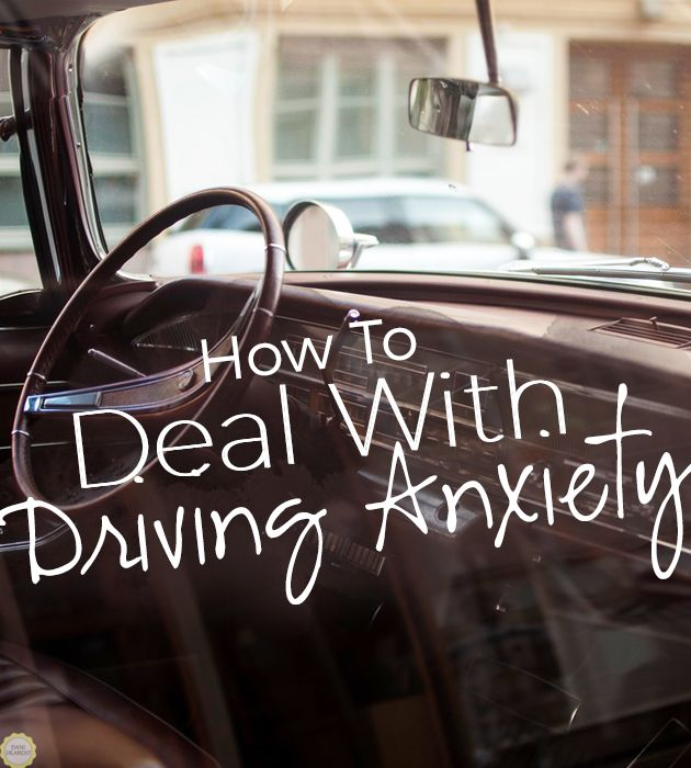 There are many steps that can help you through dealing with driving anxiety, here are the ones that worked for me.
