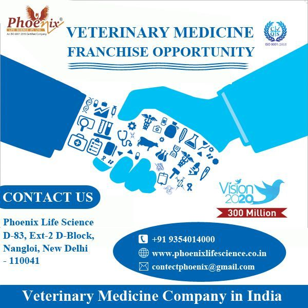 Phoenix Life Science Offering Franchise In India Life
