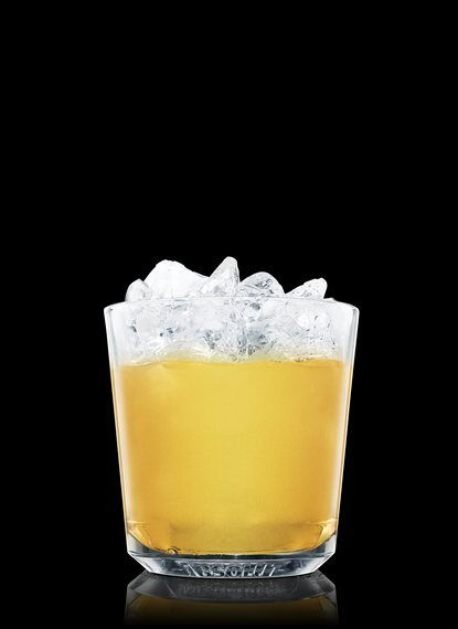 Absolut Solstice - Add all ingredients into a shaker. Shake and strain into a rocks glass filled with ice cubes. 2 Parts Absolut Vodka, 2 Parts Apple Juice, Fresh Pressed, 1 Part Lime Juice, 1 Dash Simple Syrup