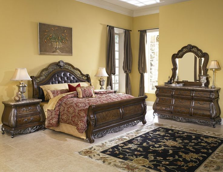 birkhaven freeds furniture king bedroom - King Bedroom Sets Dallas