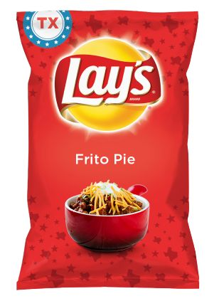 Wouldn't Frito Pie be yummy as a chip? Lay's Do Us A Flavor is back, and the search is on for the yummiest chip idea. Create one using your favorite flavors from around the country and you could win $1 million! https://www.dousaflavor.com See Rules.