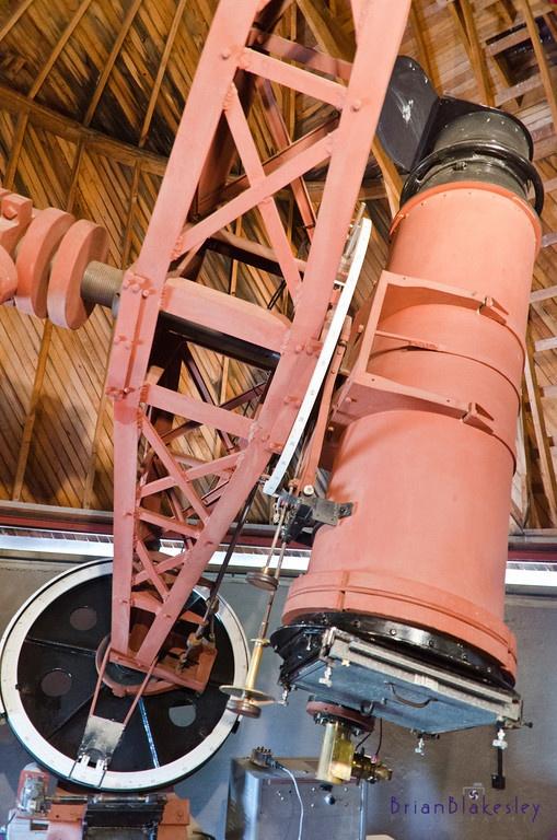 Pluto Discovery Telescope, Lowell Observatory, Flagstaff, AZ