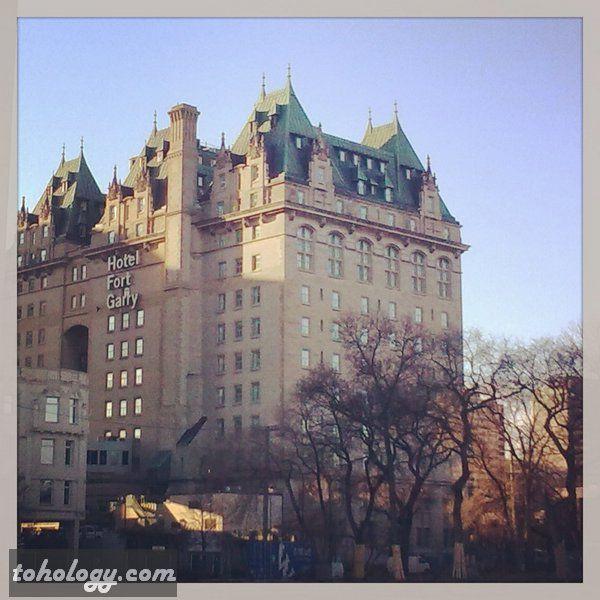 The Fort Garry Hotel (Winnipeg, Canada)