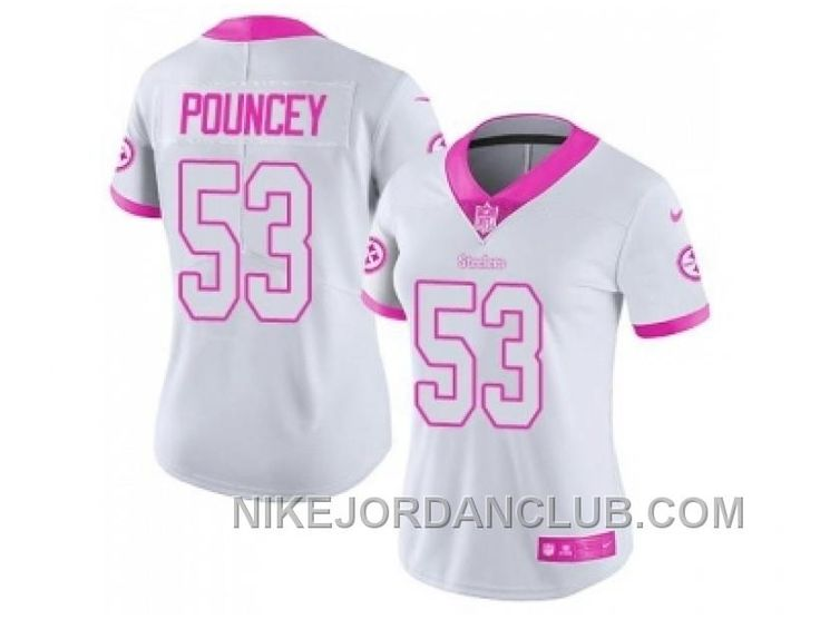 http://www.nikejordanclub.com/womens-nike-pittsburgh-steelers-53-maurkice-pouncey-limited-rush-fashion-pink-nfl-jersey-byh6w.html WOMEN'S NIKE PITTSBURGH STEELERS #53 MAURKICE POUNCEY LIMITED RUSH FASHION PINK NFL JERSEY BYH6W Only $23.00 , Free Shipping!