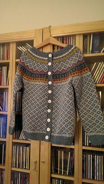 Ravelry: Project Gallery for patterns from Kristin Wiola Ødegård Designs