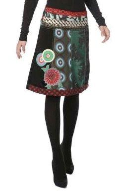 Altered Clothing Inspiration :: Desigual - FlowersMix