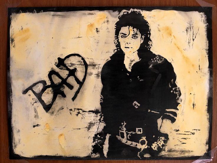 6. Final. Michael Jackson. Bad.