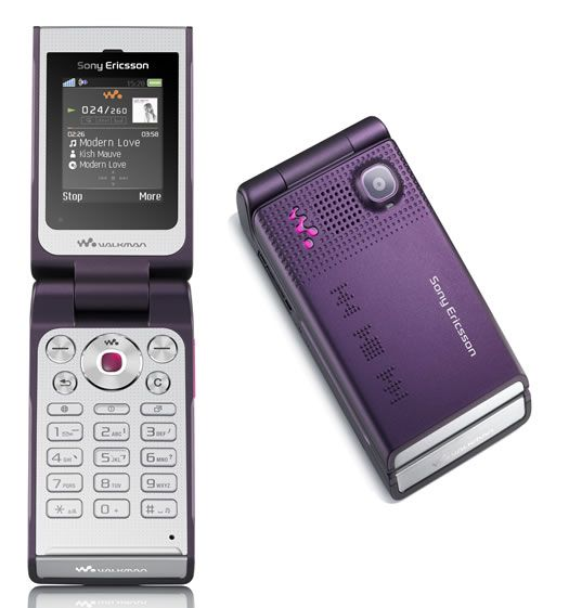Sony Ericsson Walkman Phone, 2008 - The phone that changed my life for the better.