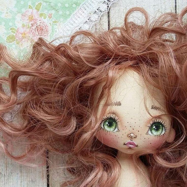 Добрейшего утро-дня #куклымаринызагребиной #текстильнаякукла