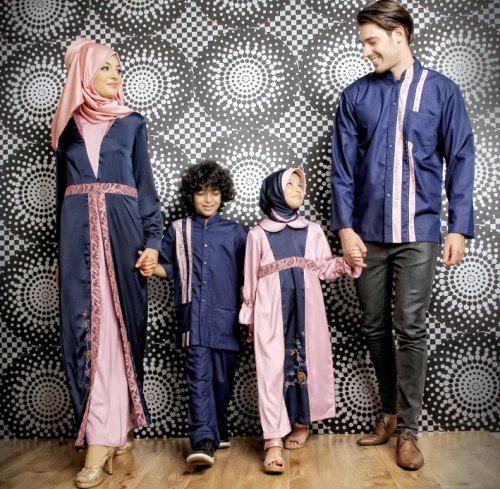 5 Model Baju Sarimbit Family Set untuk Lebaran Tahun Ini - http://aimynasywa.com/2016/06/5-model-baju-sarimbit-family-set-untuk-lebaran-tahun-ini.html