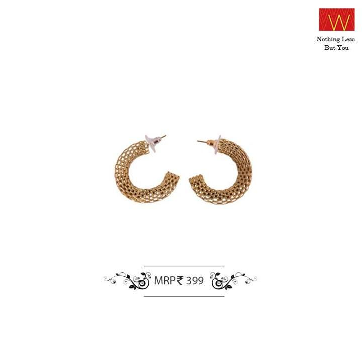 Do you like #spectacular shapes in your #ensemble? Get these herewww.shopforw.com/categoryProducts.php?catID=181&maincatName=Accessories&smallCat=Jewellery #Wcollection
