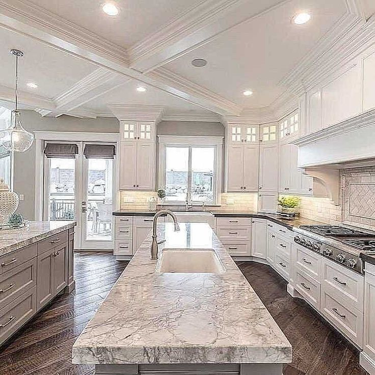 40 Very Beautiful Kitchen Ideas For You My Blog Kitchen Design Decor Luxury Kitchen Design Kitchen Island Decor