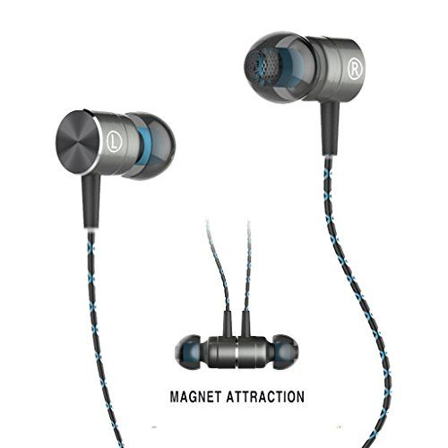 Earbuds,TRONOE Sport HIFI In-Ear Earbuds Heaphones Headset Earphones with 3.5mm Metal Housing Magnetic Best Wired Bass Stereo Headset Built-in Mic/Hands-free/Volume Control.  https://topcellulardeals.com/product/earbuds%ef%bc%8ctronoe-sport-hifi-in-ear-earbuds-heaphones-headset-earphones-with-3-5mm-metal-housing-magnetic-best-wired-bass-stereo-headset-built-in-mic-hands-free-volume-control/  Wired Noise Cancelling Headset Earbuds, – Comfortable in-ear design with soft