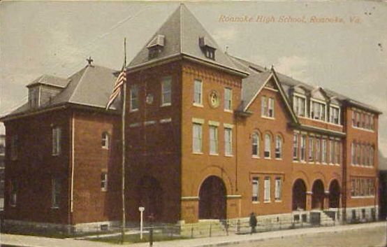 17 Best Images About Early Roanoke Va On Pinterest Virginia Park In And Jefferson High School